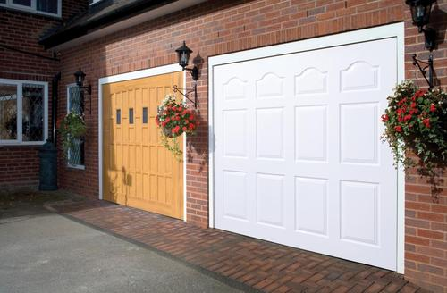 Well designed garage doors
