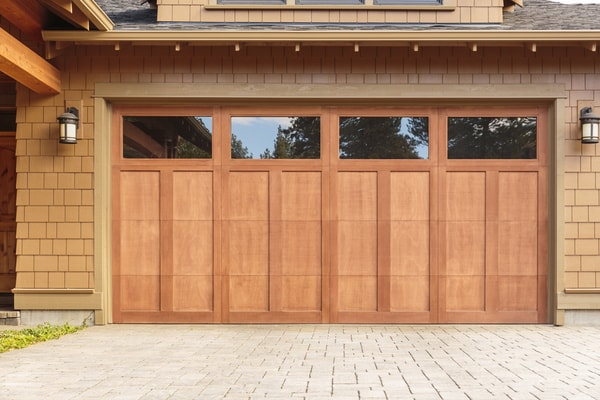 buying garage door