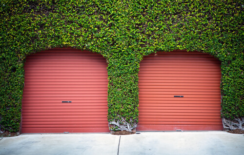 eco friendly garage doors